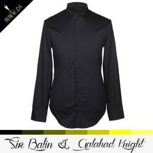 dresses new fashion most popular high quality black 2014 100% cotton t-shirt