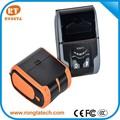 Micro rongta portátil de mano móvil de la impresora térmica, 80mm la impresión de recibos compatible con android ios y
