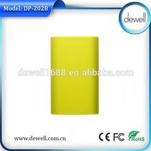 power bank 5200mah review/usb power bank price list/xiaomi battery bank