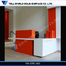 TellWorld Office Reception Desk in Stock