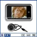 Outillage privé 3.5 pouces. de porte judas caméra vidéo hd avec écran lcd