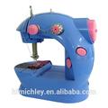 Mini desktop da máquina de costura domésticas fhsm- 202 com automático de enrolamento de fio