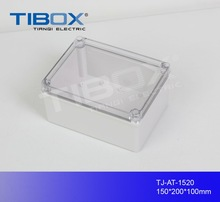 TIBOX 2015 IP65 abs ENCLOSURE PC BOX,plastic enclosure box,plastic enclosures for power supply 400*300*200