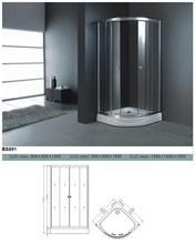 /BS891 Hot Sale Simple Shower Room for Home Shower Room Door Seal