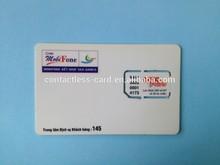 128K SIM card