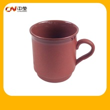 Wholesale promotion terracotta coffee mugs