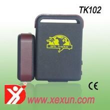 original xexun tk102-2 com a antena gps externa