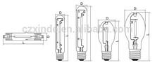 250w high pressure sodium lamp mini garden design 100 watt solar panel