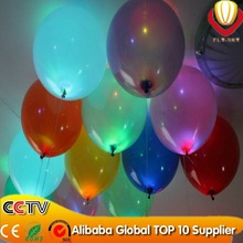 party decoration led light balloon,neon flashing led light balloon super bright new LED innovation