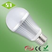 2015 china market AC85-265V led 10W dimmable 110v mini led bulb light