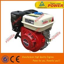small 5.5hp gasoline petrol fuel 4 stroke engine for sale