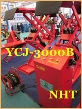 YCJ-3000B NHT Super Thin Hydraulic Car Lift/Lift 3.0tons