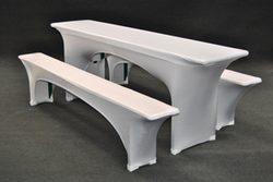 Beer table cover and Beer bench cover