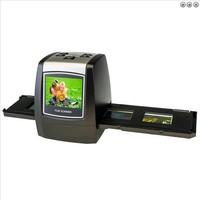 35mm film scanner with 2.4'' TFT color display negative film scanner and slide film scanner