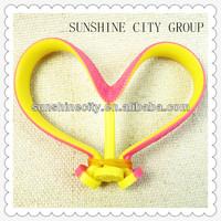 PVC STRAP UPPER FOR SLIPPER