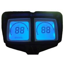 Electric LCD motorcycle digital speedometer for CG125 new model