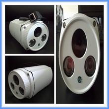 Cheap IR CMOS hd ip camera outdoor metal housing and light weight