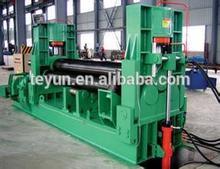 W11Y steel plate forming roller machine, hydraulic