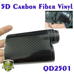 Car wrapping Film Type 5D carbon fiber car wrap vinyl film