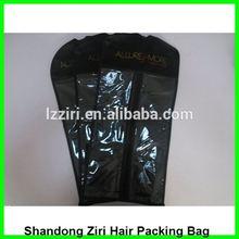 hair extensions packaging bags