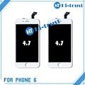Caliente! Dhl envío libre y la entrega rápida original lcd para el iphone 6