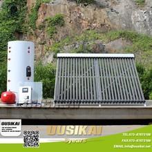 2015 China Supplier Best Selling Split Pressurized Heat Pipe Solar Water Heater