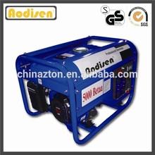 low noise cheap silent natural gas powered portable generators