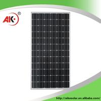 Chinese products wholesale 300wp monocrystalline solar panel