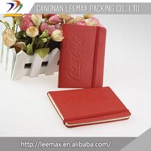 High Quality Cheap Custom Stitched Binding Notebooks