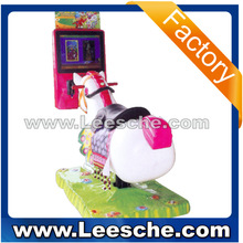 LSJQ-052 factory outlet golden horse kiddie ride coin operated kiddy ride suitable for store TH0108