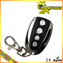 Universal electric multi frequency rolling code remote