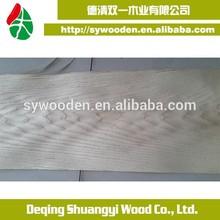 Factory Price cheap rubber wood veneer