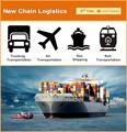 Pies de contenedores libera la nave de china de extremo a extremo chicago