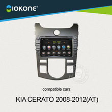 8inch capacitive screen car dvd gps android for KIA Cerato 2008 to 2012 AT