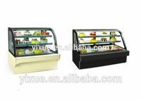 cheap and good quality china chocolate refrigerator display