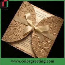 gold wedding invitations top grade wedding cards wholesale golden wedding invitation cards