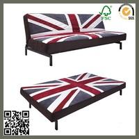 MA-159C UK Stylish Metal Frame Folding Sofa, Sofa Cum Bed Designs