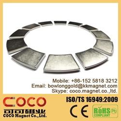 Neodymium NdFeB Magnets for Wind Power Generator Type Low Speed Permanent, Permanent Magnet Generator Rotor Stator, OEM / ODM