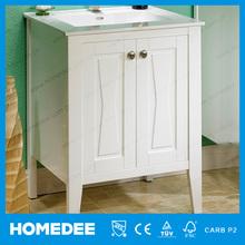 Homedee bathroom vanities lacquer white