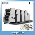 bajo precio y buena calidad de impresión offset de prensa de rodillos