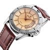 SKONE 9144 Index Alloy Case Fashion African Watches