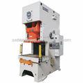 C marco sola manivela de prensa con el plc y embrague neumático, jh21 modelo de la máquina perforadora