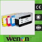 refill ink cartridge for hp 711 with auto reset chip