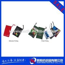Manufacturer new designs clip microfiber sunglass bag