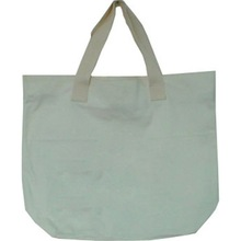 high-quality cotton shoulder school bag made in China , 100% Cotton Bags