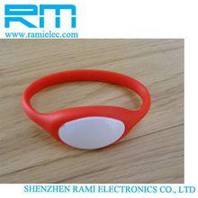 Super quality hot sell rfid wristband tk4100.lf reader writer.