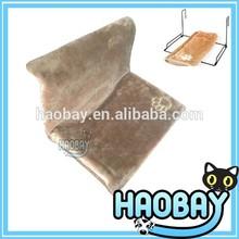 Metal frame lucky pet bed & Plush Cat Dog Radiator Bed