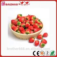 Artificial Fake Food Fruit Decorative Artificial Strawberries