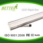 1 meter 5050 warm white IP65 aluminum base LED rigid strip light