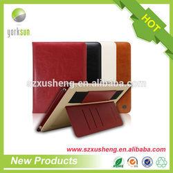 for ipad mini case/for ipad mini 3 leather case